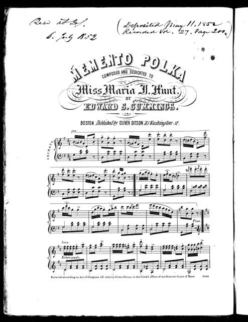Memento polka