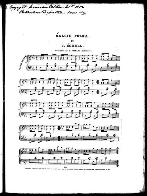 Sallie polka