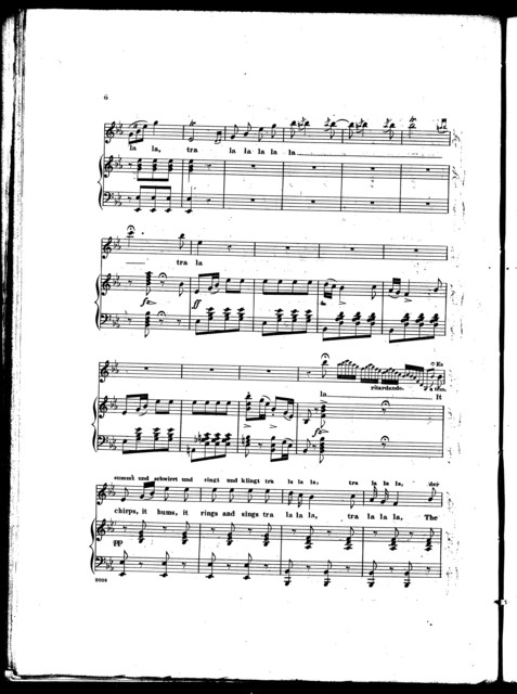 The  gipsey's song from the opera Vielka, or, he camp of Silesia