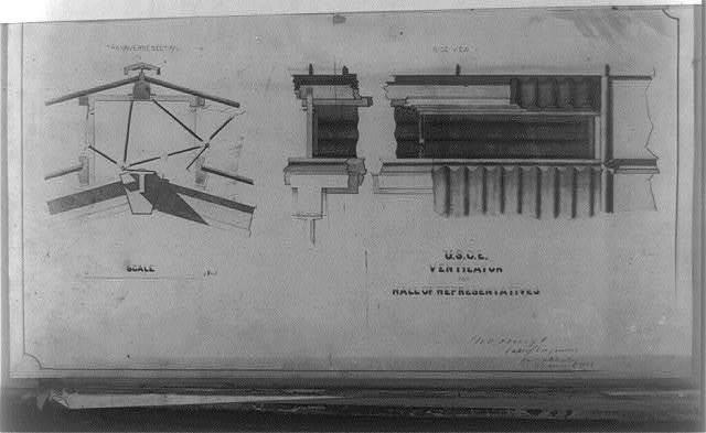 Ventilator for Hall of Representatives