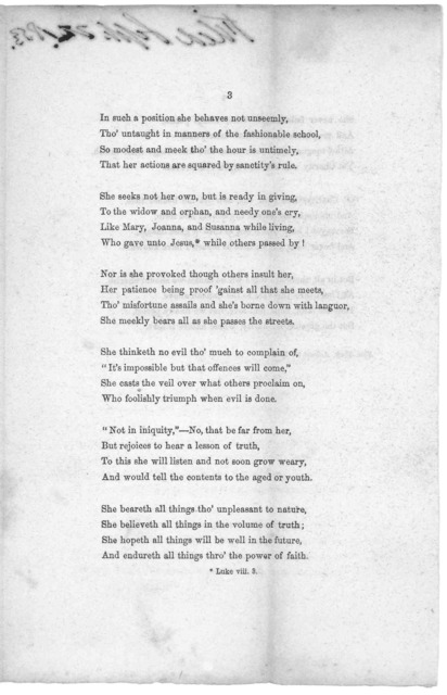 Charity: a poem by John Eyre. New York, August 18, 1853.