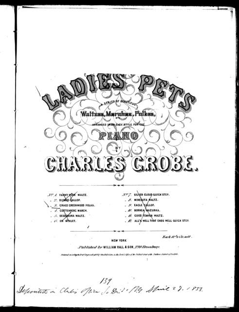 Grace Greenwood polka