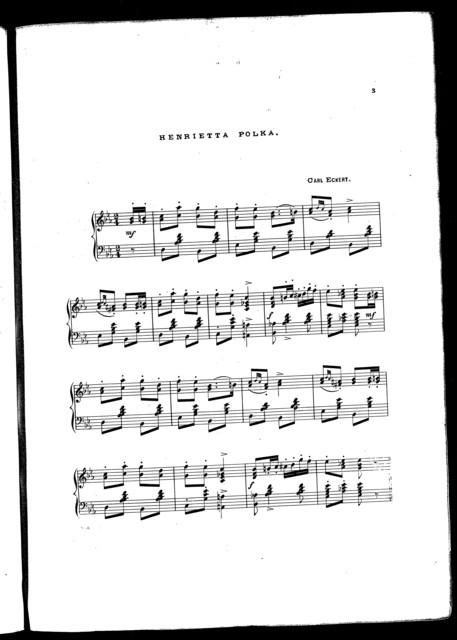 Henrietta polka