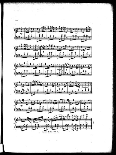 Isadora polka