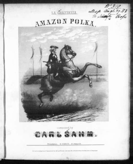 La  graziella amazon polka