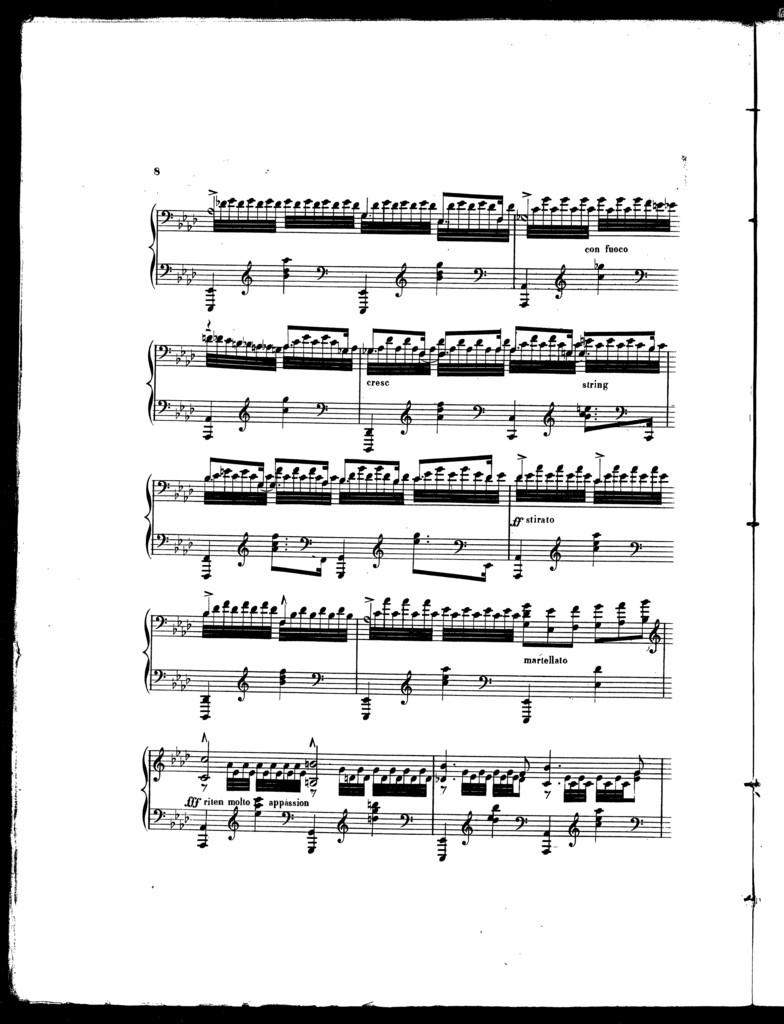 Les  adieux, nocturne sentimentale, op. 20