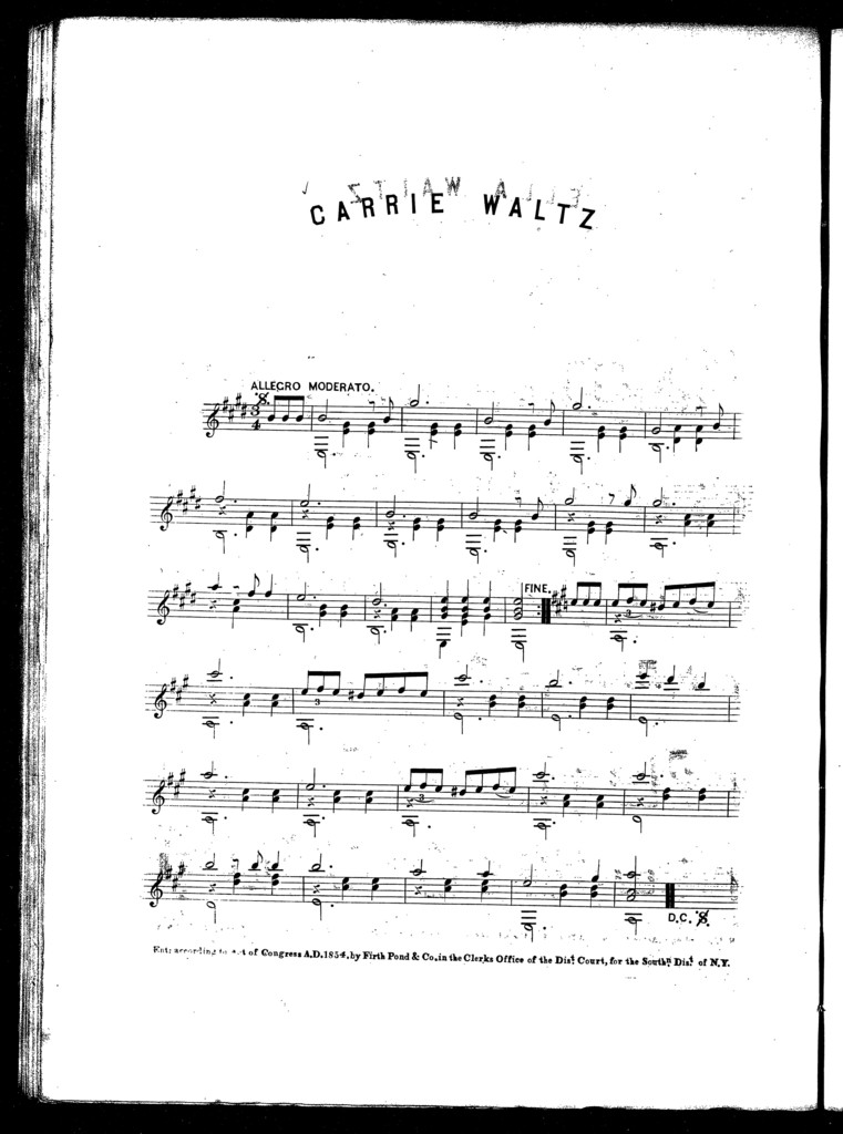 3 waltzes