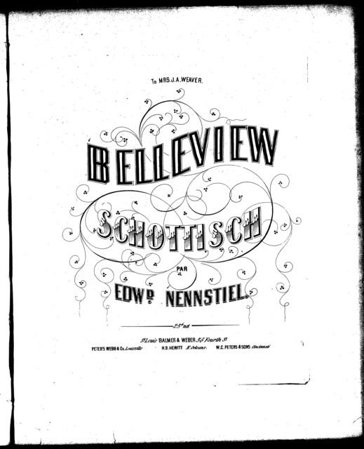 Belleview schottish