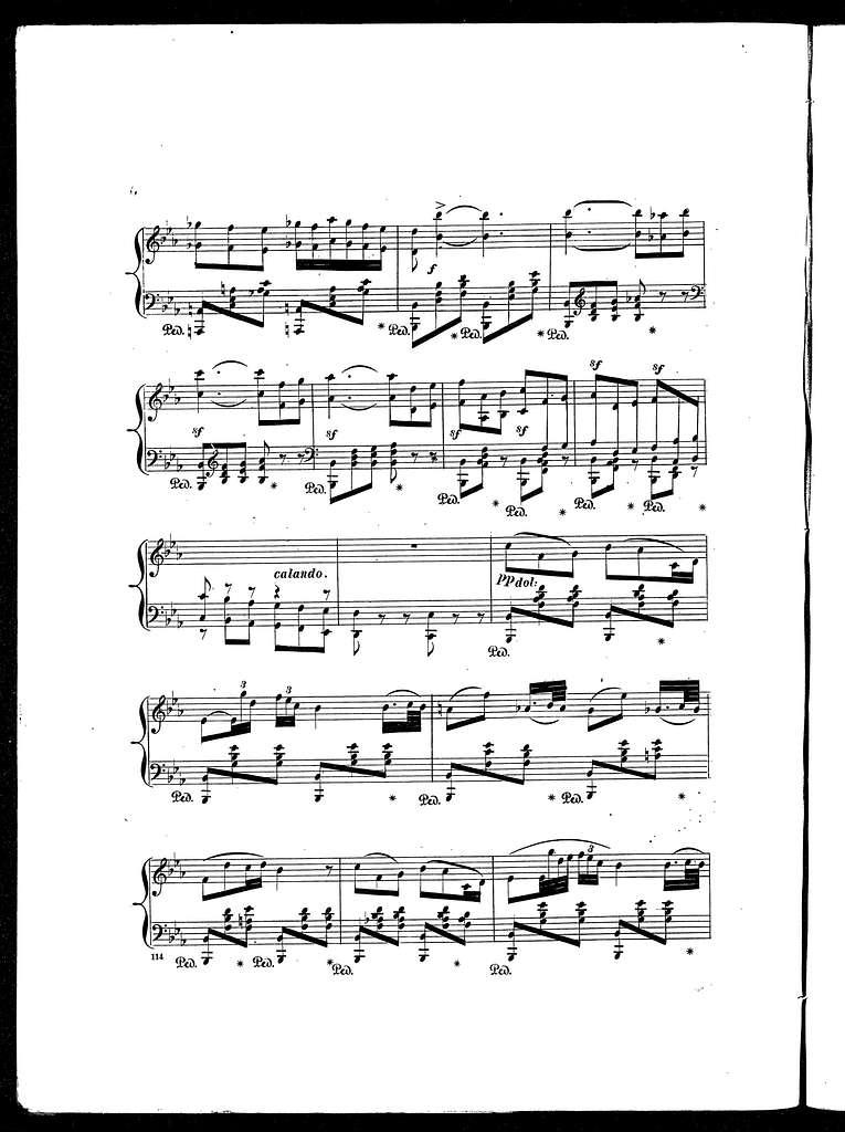 Evening reverie, notturno, op. 9