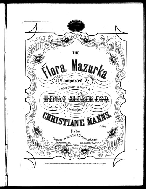 Flora mazurka