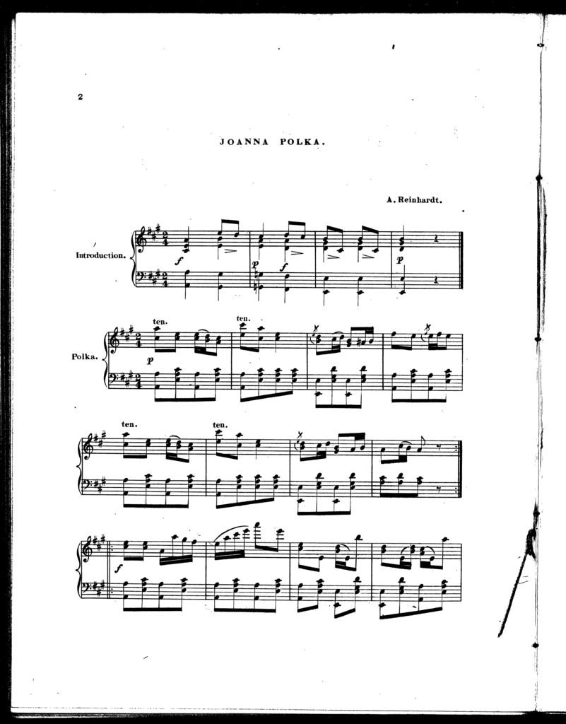 Joanna polka