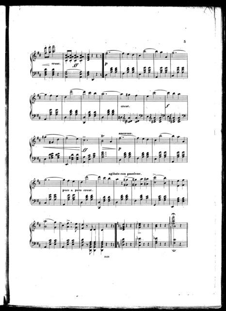 Les  deux heros de danse, grande valse, op. 7