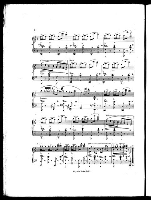 Maypole schottisch, op. 2