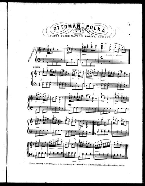 Ottoman polka
