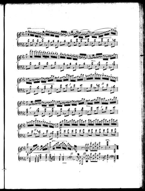 Un  jour d'ť,̌ fantaisie brilliante, op. 23