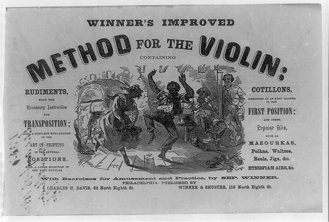Winner's improved method for the violin