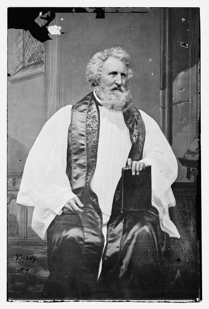 Bishop Hopkins of Vermont