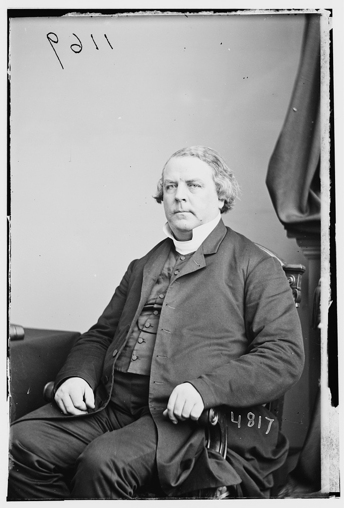 Bishop H.W. Lee of Iowa
