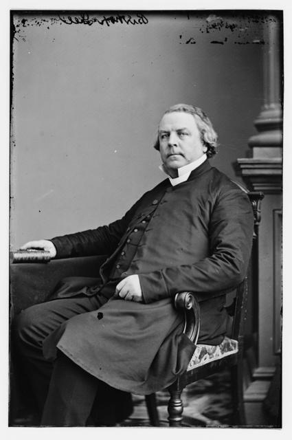Bishop H.W. Lee of Iowa