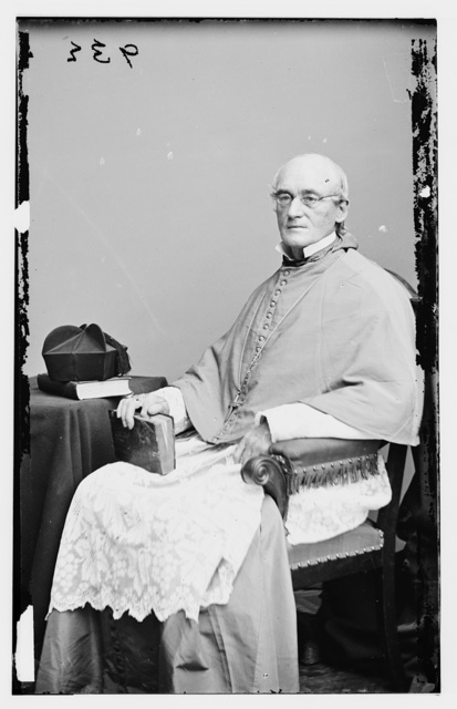 Bishop Rev. (John) McGill