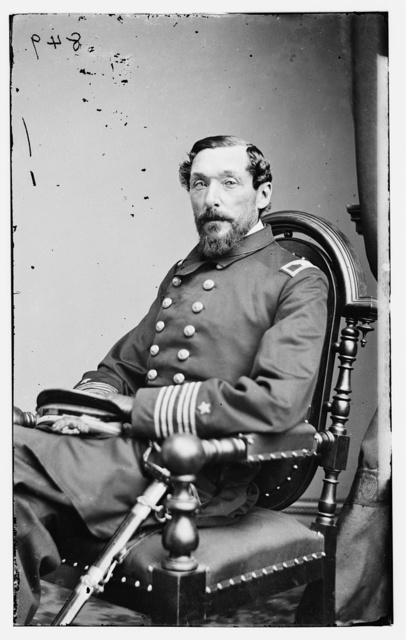 Capt. Percival Drayton, U.S.N.