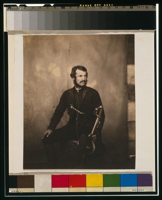Captain Burnaby, Grenadier Guards