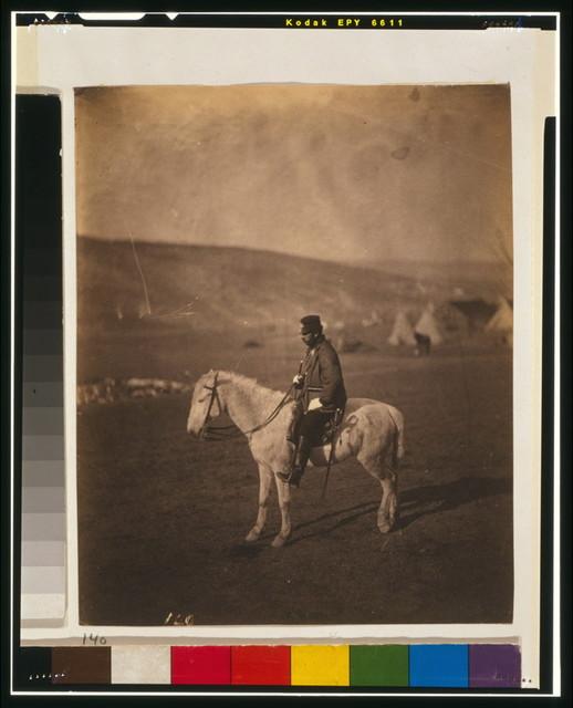Captain W.H. Seymour, 68th Light Infantry