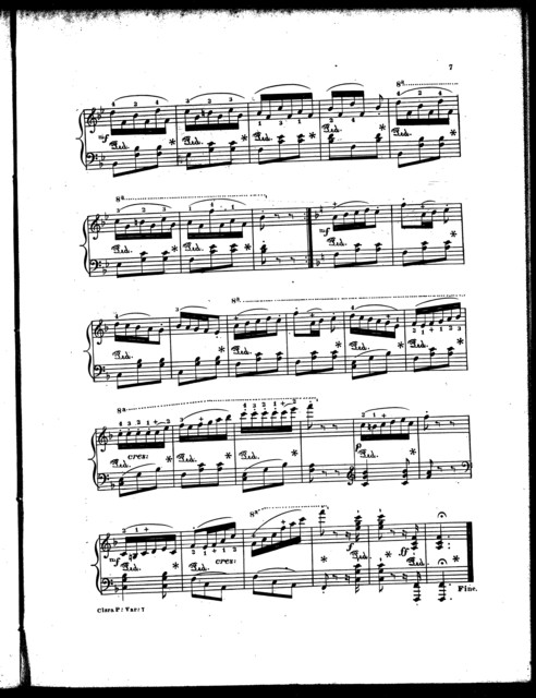 Clara polka, with easy but brilliant variations, op. 472