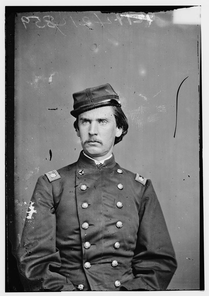 Col. E. Olcott, U.S.A.