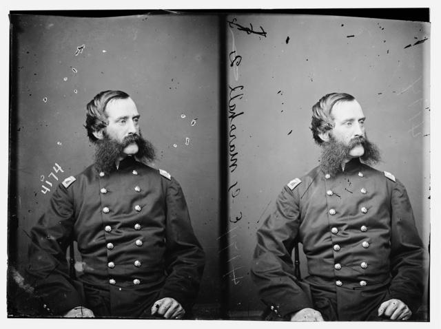 Col. E.G. Marshall