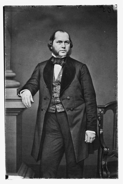 Elijah Ward of N.Y.