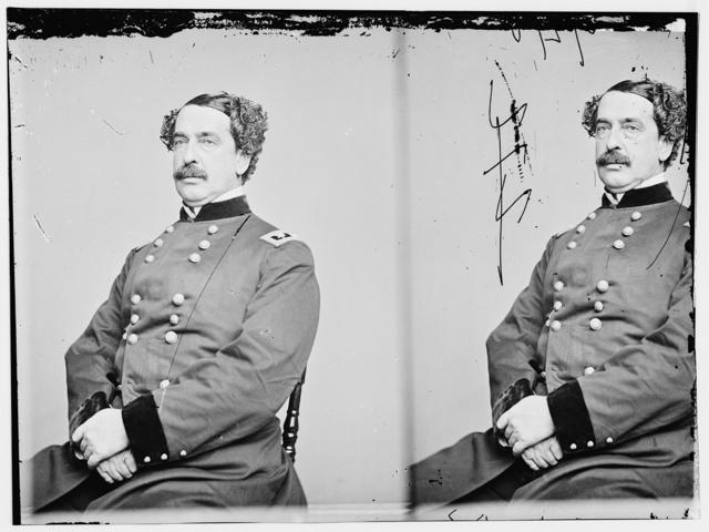 Gen. Abner Doubleday, U.S.A.