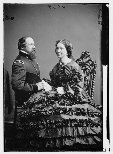Gen. and Mrs. Ricketts