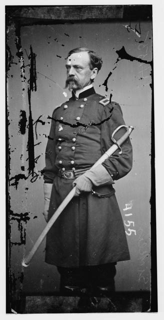 Gen. Daniel E. Sickles