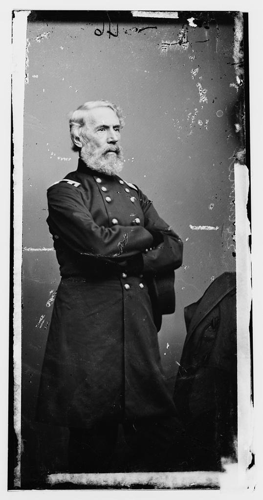 Gen. E.V. Sumner, U.S.A.