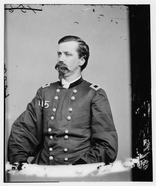 Gen. Foster, U.S.A.