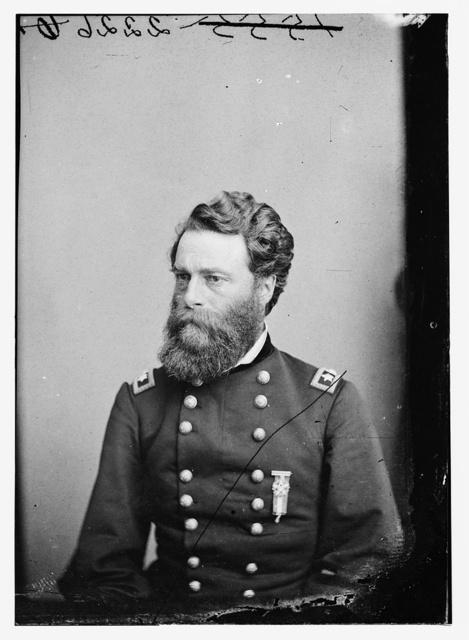 Gen. J.A. Mower, U.S.A.