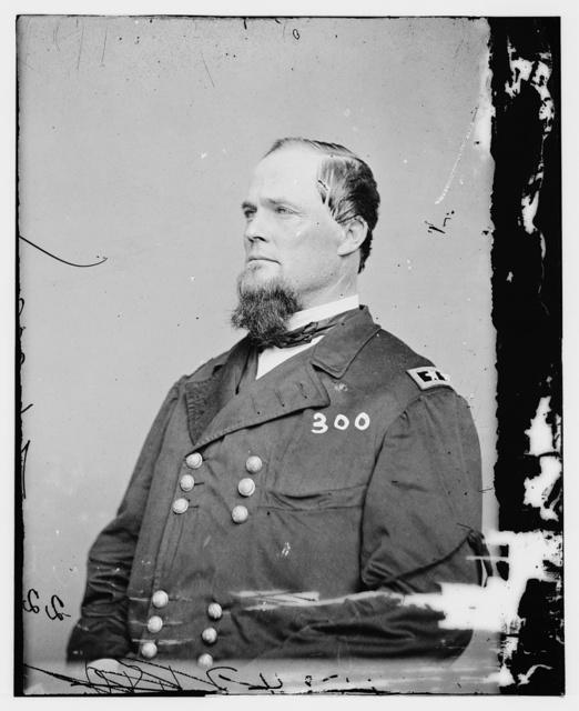 Gen. James W. McMillan