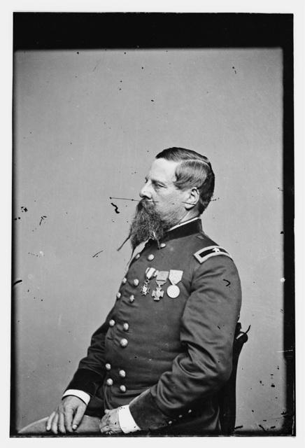 Gen. J.W. Revere, U.S.A.
