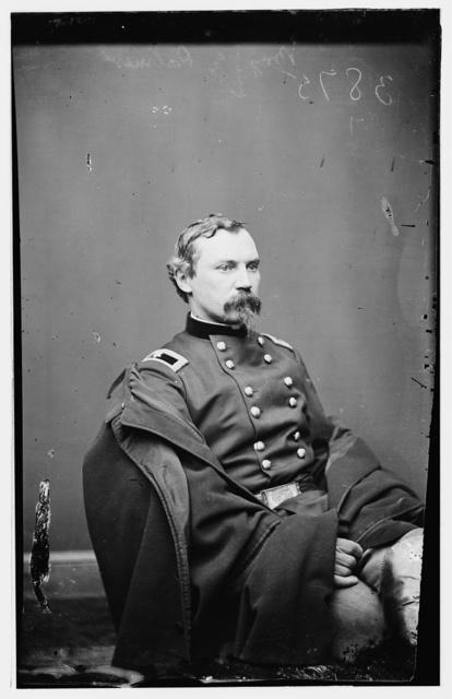 Gen. Palmer, U.S.A.