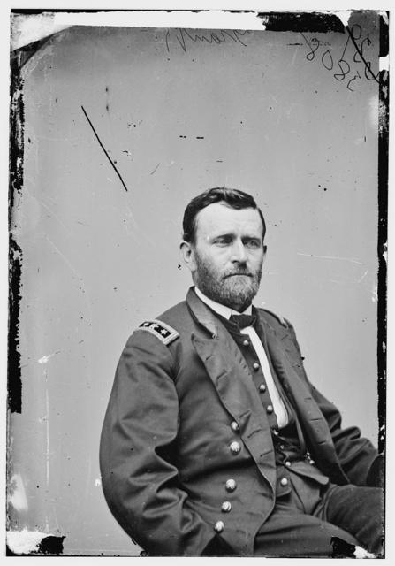 Gen. U.S. Grant