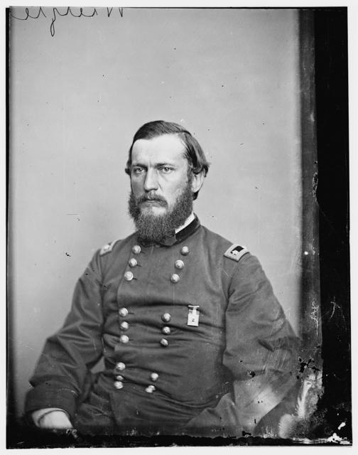 Gen. Weitzel, U.S.A.