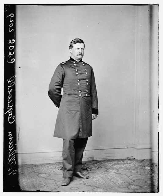 Gen. William Cogswell, U.S.A.