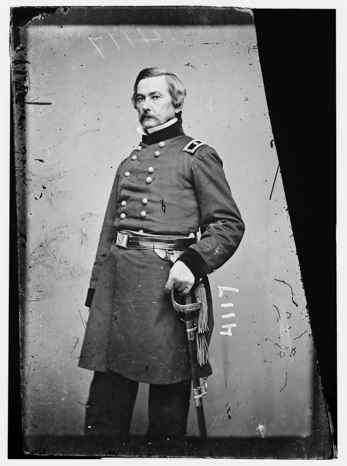 Gen. Willis A. Gorman, U.S.A