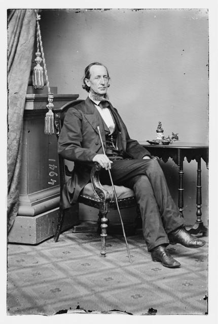 Hon. Alfred O.P. Nicholson of Tenn.