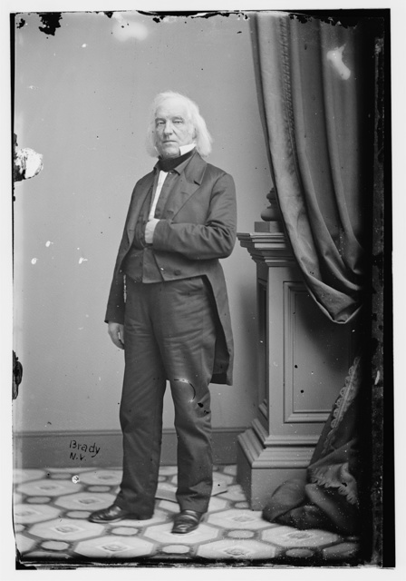 Hon. Daniel S. Dickinson of N.Y.