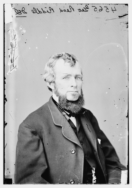 Hon. Geo. Read Riddle of Delaware