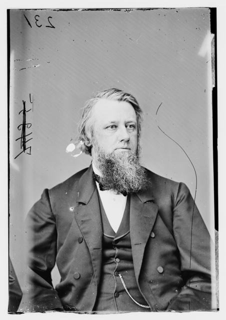 Hon. H.B. Bowen of R.I.