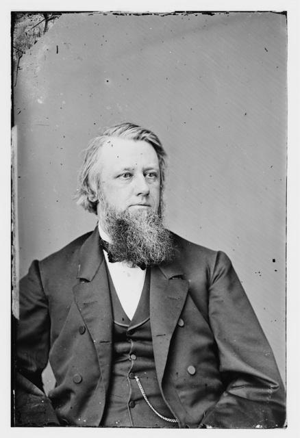 Hon. Henry Bowen Anthony of R.I.