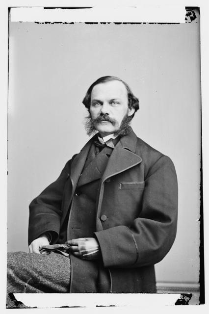 Hon. Henry Jarvis Raymond of N.Y.